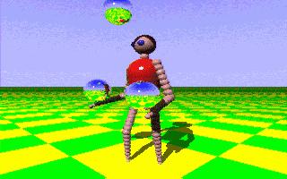 Original Amiga Juggler